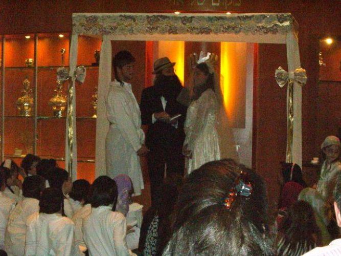 Hassidic Wedding