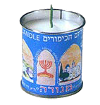 Candle Jewish_Tradition