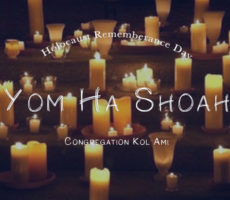 yom hashoah graphic