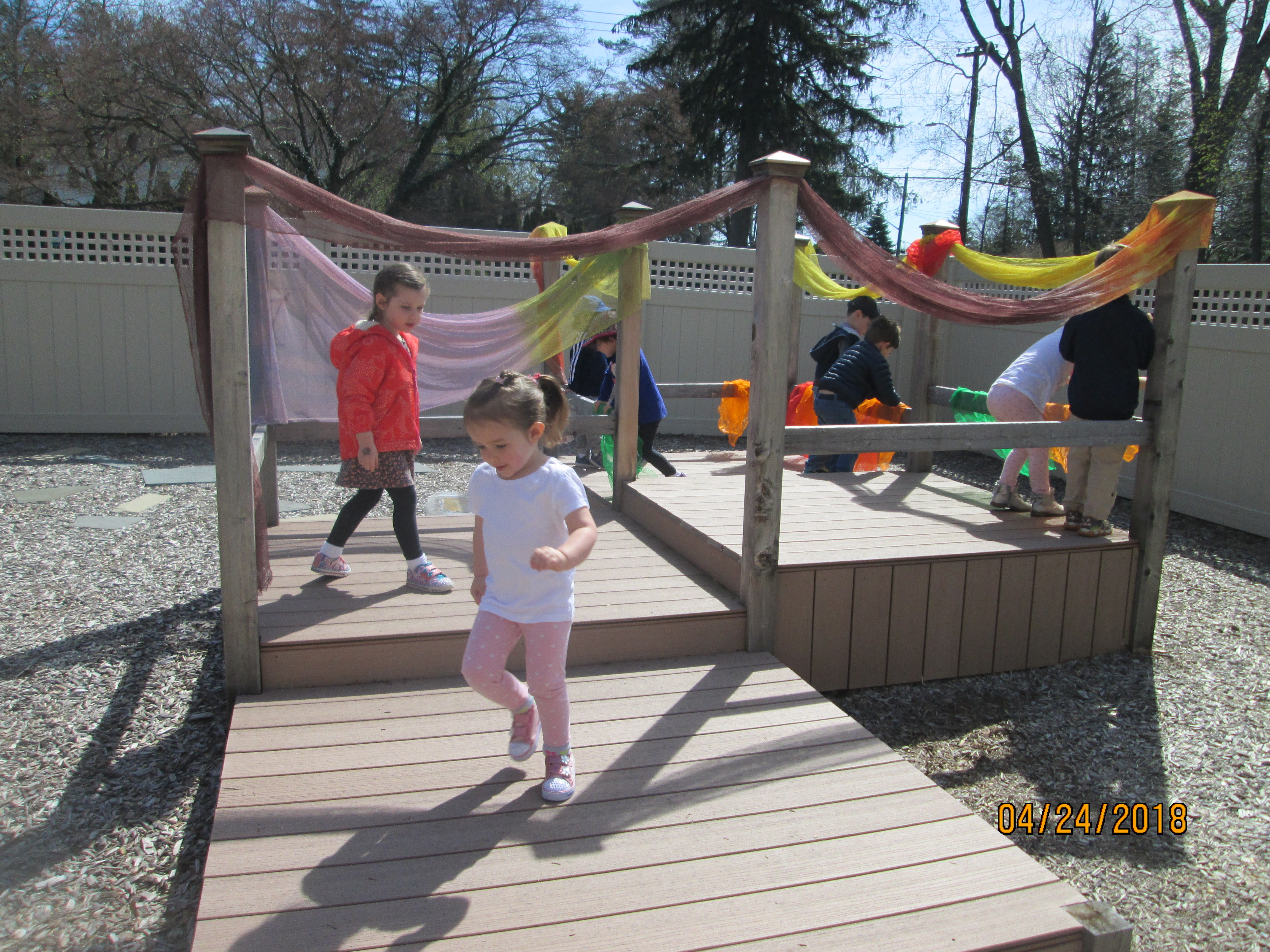 Playtime Outdoors Jewish Pre K Westchester