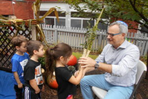 Kol Ami Early Childhood Program Sukkot