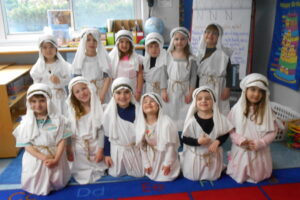 Kol Ami Early Childhood Program learning history
