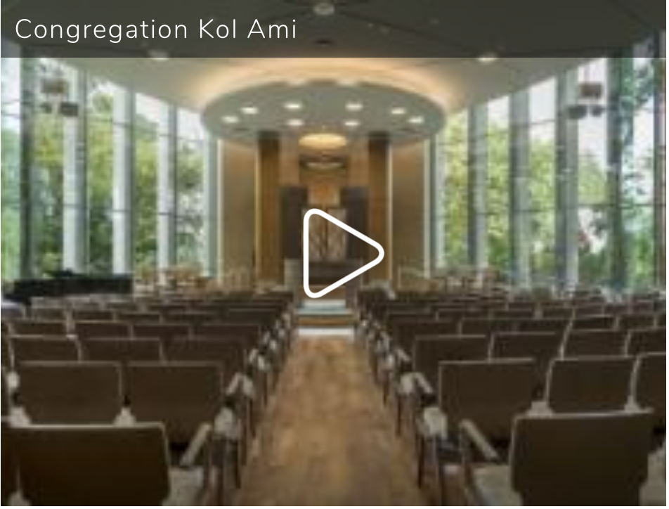 Congregation Kol Ami Live Services