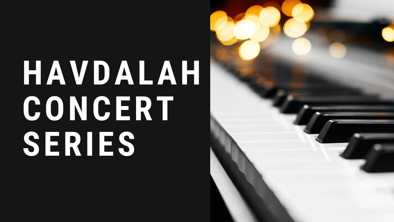 Congregation Kol Ami Havdalah Concert Series