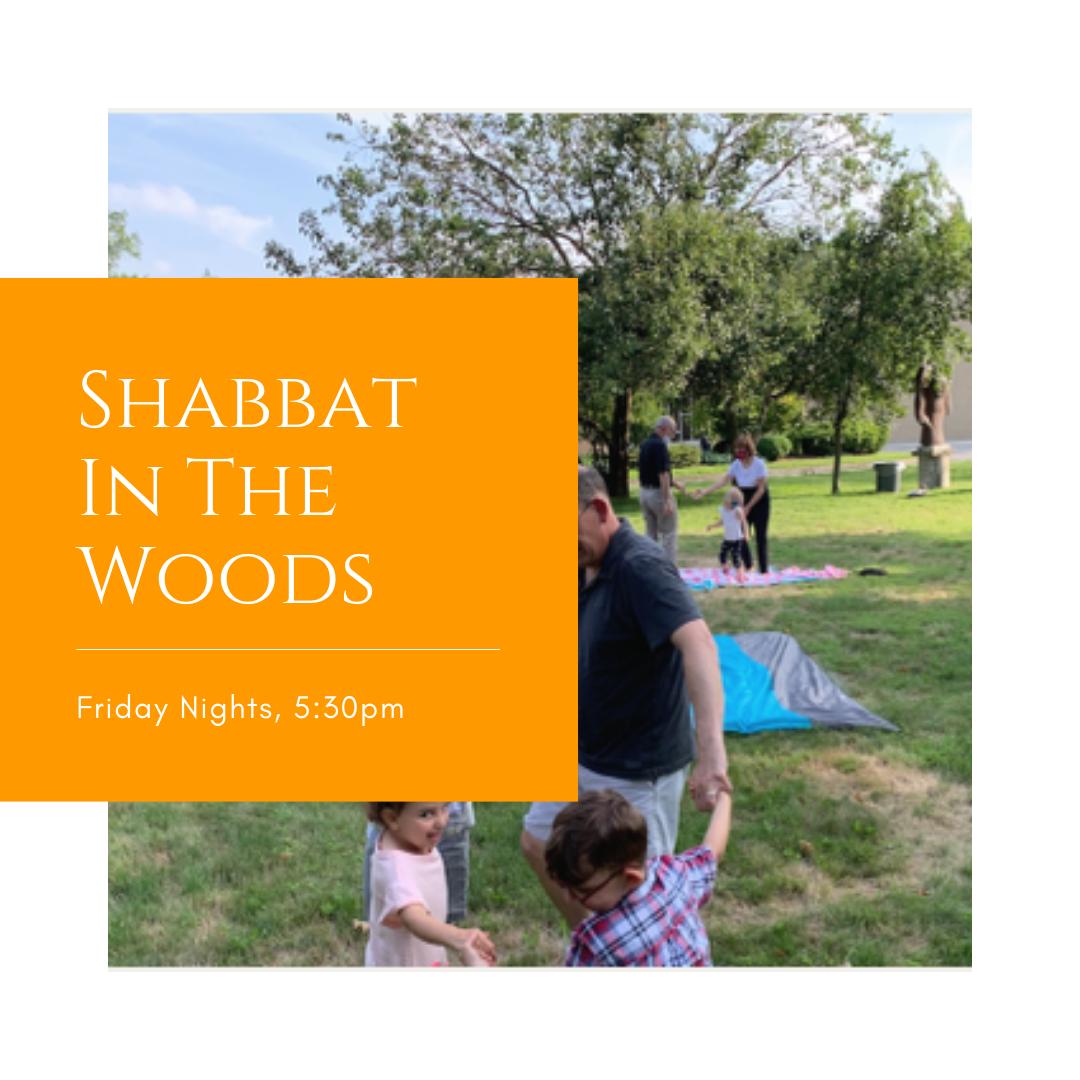 Registration - Shabbat In The Woods