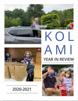 Kol Ami Year In Review